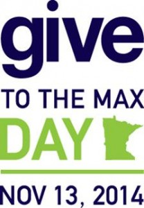 Give to the Max Day 2014