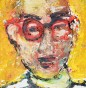 Boy with Red Glasses