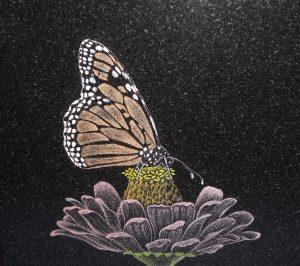 Monarch Tile