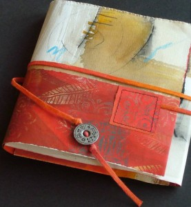 small book, looks like a journal