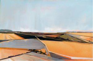 Kari CL Weber, Abstract Landscape