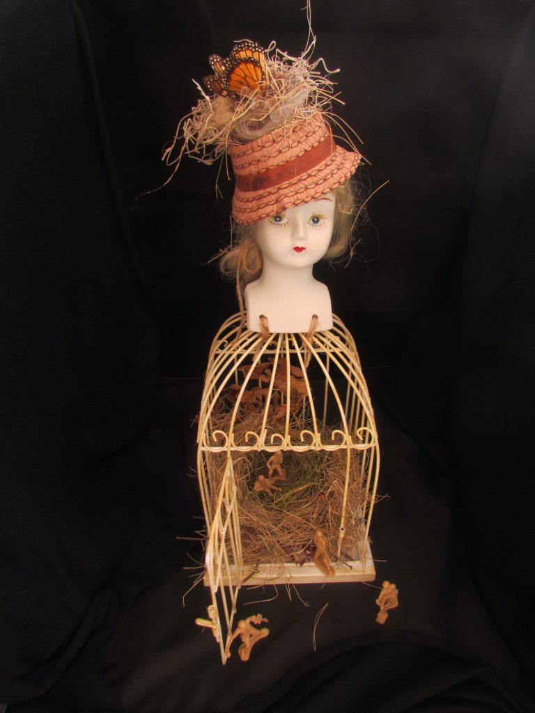 Nest Sculpture.