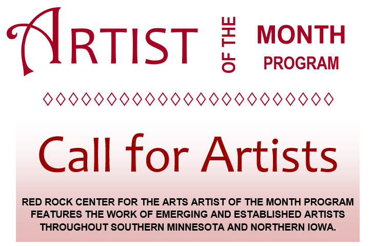 Call for Artists, Red Rock Center for the Arts | Southwest