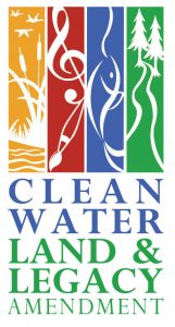 Clean Water Land & Legacy Amendment logo.