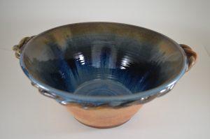 Pottery bowl by Kylie Rieke