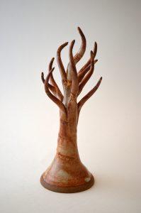 Pottery tree by Kyle Rieke