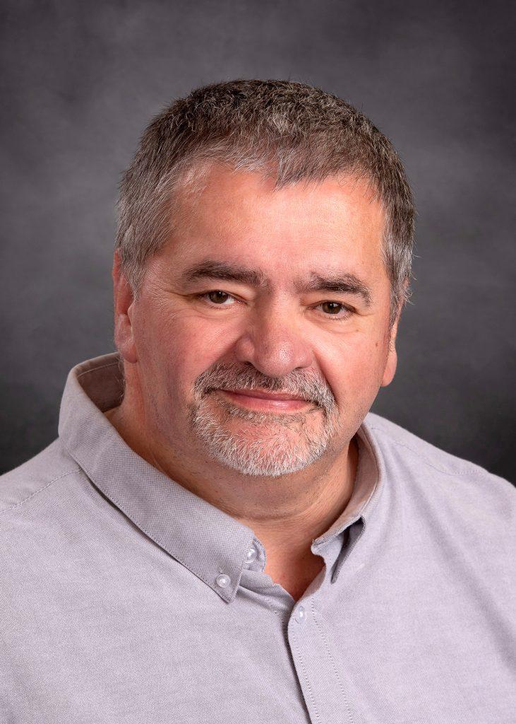 Headshot of Mark Wilmes