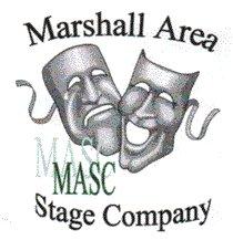 Logo: Marshall Area Stage Company (MASC)