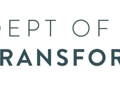 Logo for Department of Public Transformation.