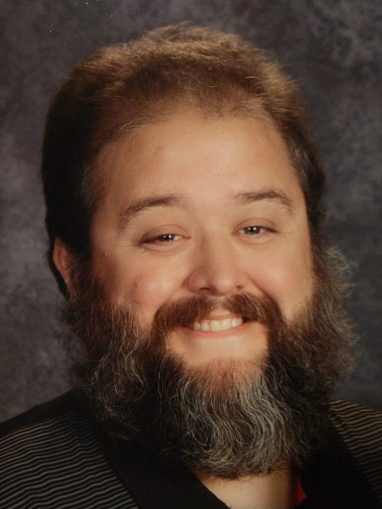 Headshot of Shawn Kinsinger