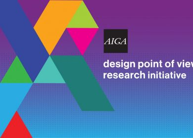 AIGA design point of view research online